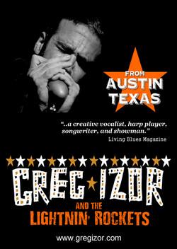 Affiche Greg Izor LD