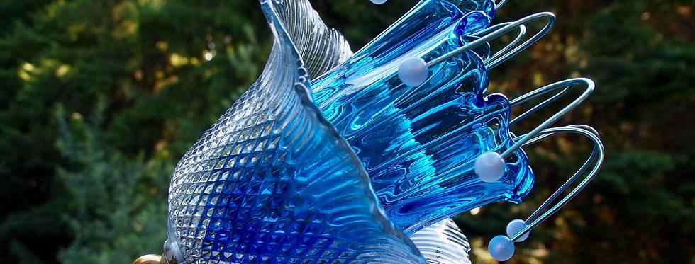 The Blue Fountain