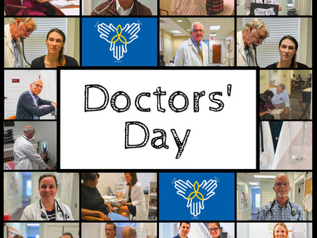 Let's Hear it for the Doctors!