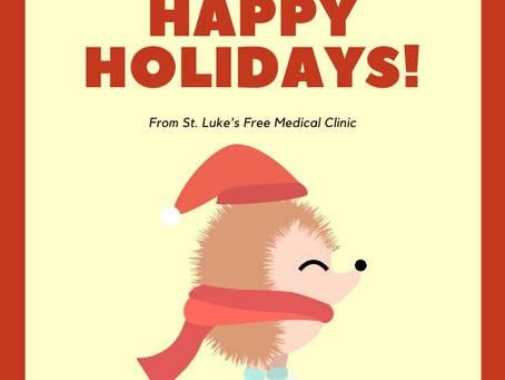 Clinic and Pharmacy Hours Christmas Week