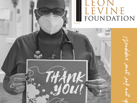 St. Luke's Free Medical Clinic Receives Donation from The Leon Levine Foundation