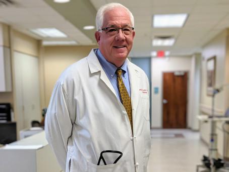 Volunteer Spotlight: Dr. David Ike