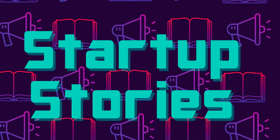 Startup Stories: Chapter 3