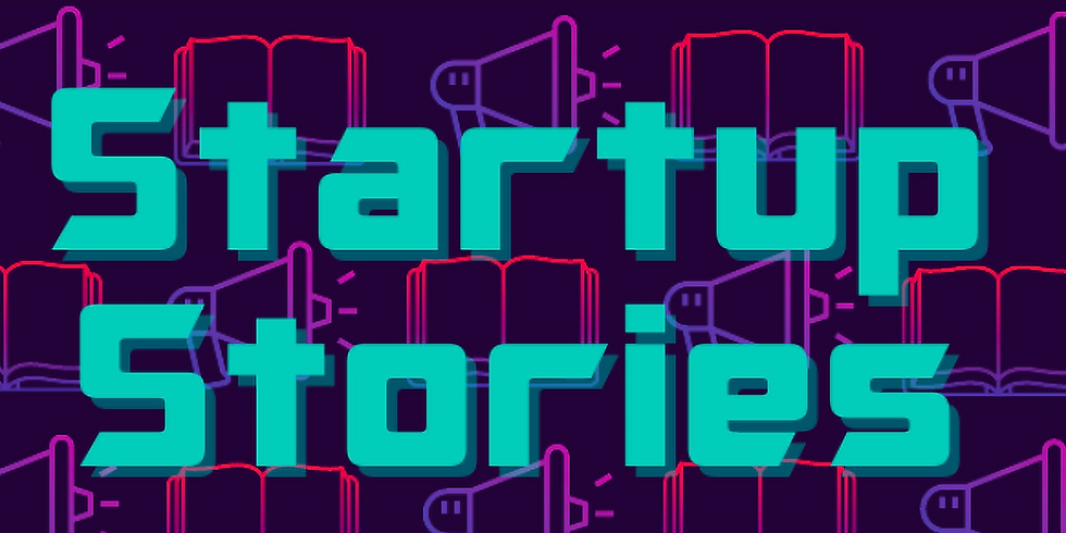 Startup Stories | Chapter 1