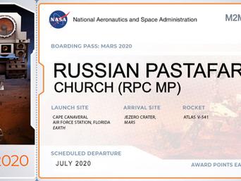 РПЦ полетит на Марс