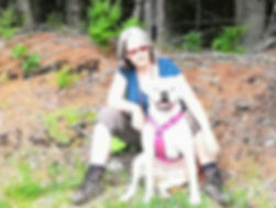 Kaya and I sitting in forest_edited.jpg