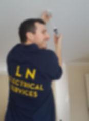Levi Nash - LN Electrical Services Braintree