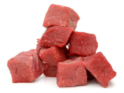 All-Natural Stew Meat