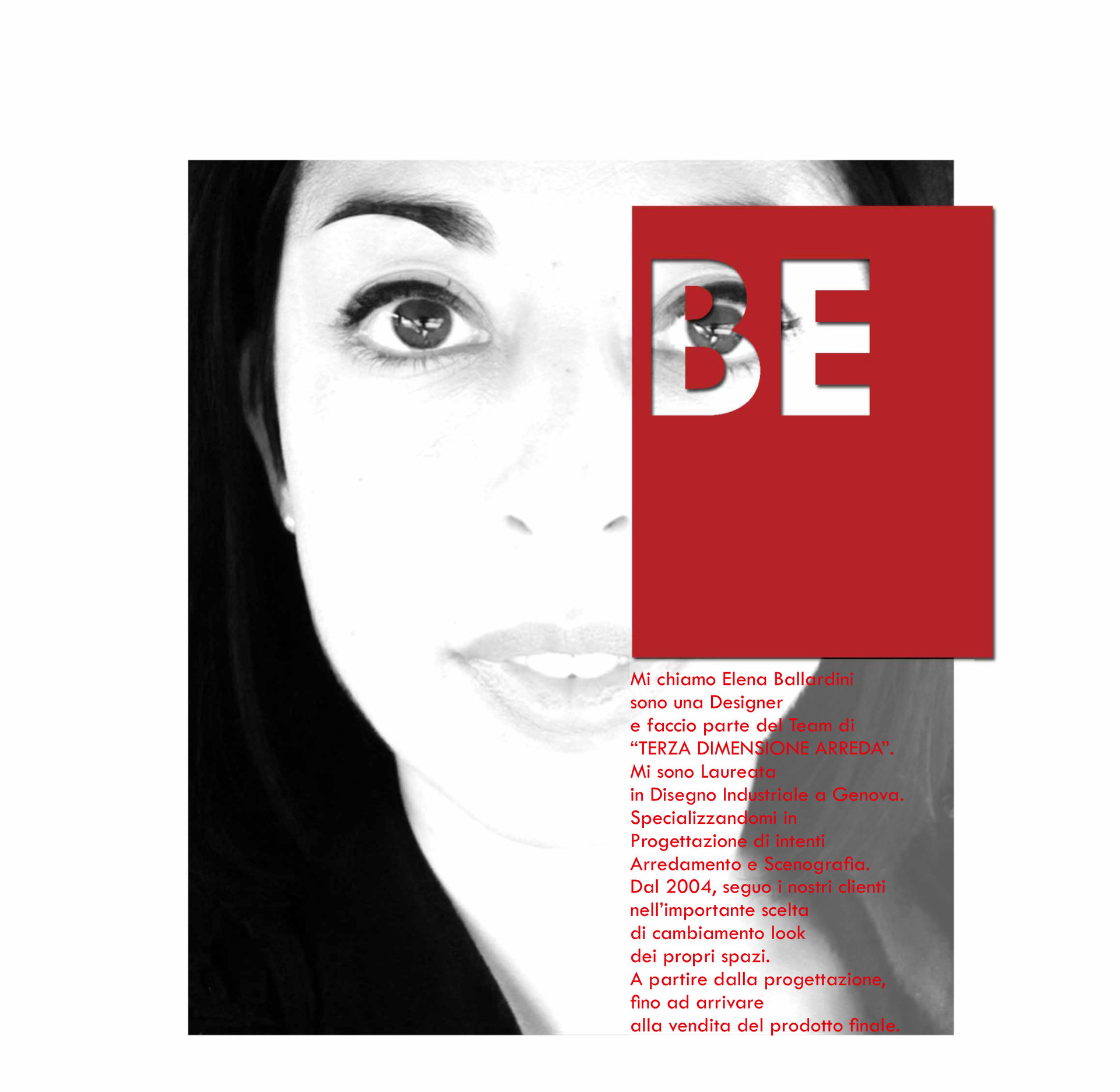 Designer Elena Ballardini