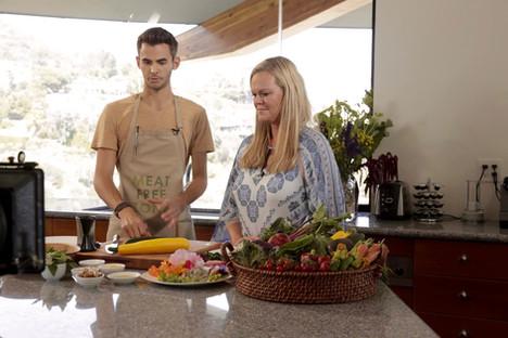Logan Call in the Kitchen with Kristen White Mandala