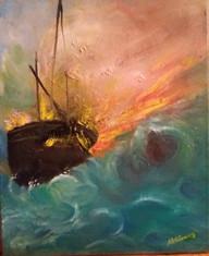 Merja Viitanen, Myrskyn silmässä