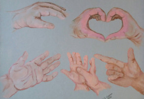 Pirjo Hassinen, Rakastavat kädet