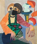Anneli Rajala, Picasson tyyliin
