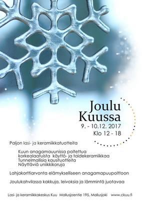 Joulu Kuussa 9.-10.12.