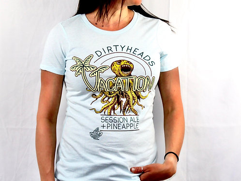 Women's Dirty Heads Vacation T-Shirt