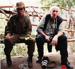Thomas Hoepker in Guatemala