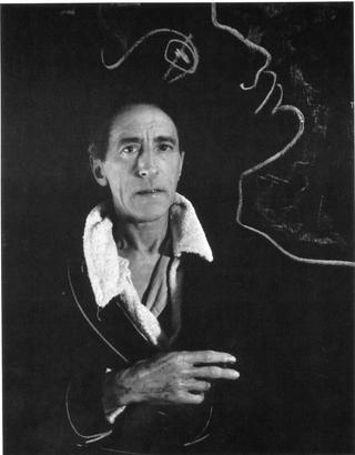 Jean Cocteau, Paris, 1948
