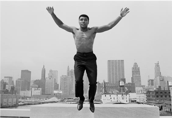 Muhammad Ali, Chicago, 1966