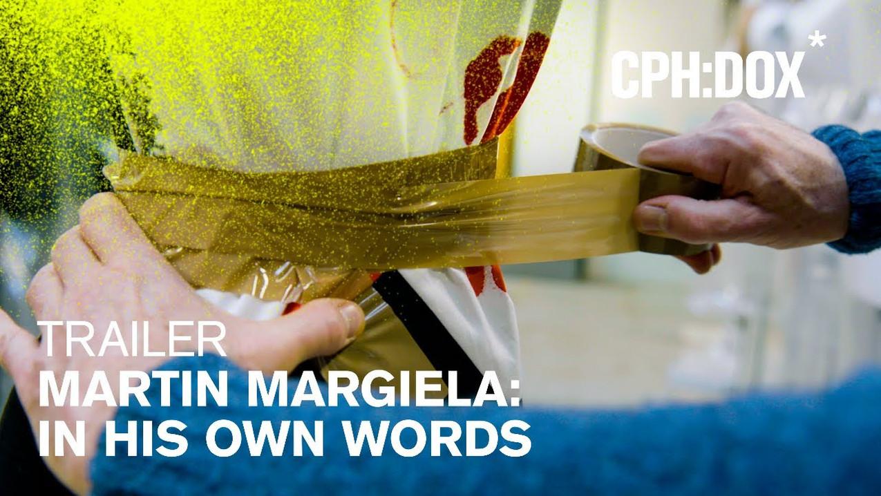 Martin Margiela: In His Own Words Trailer | CPH:DOX 2020