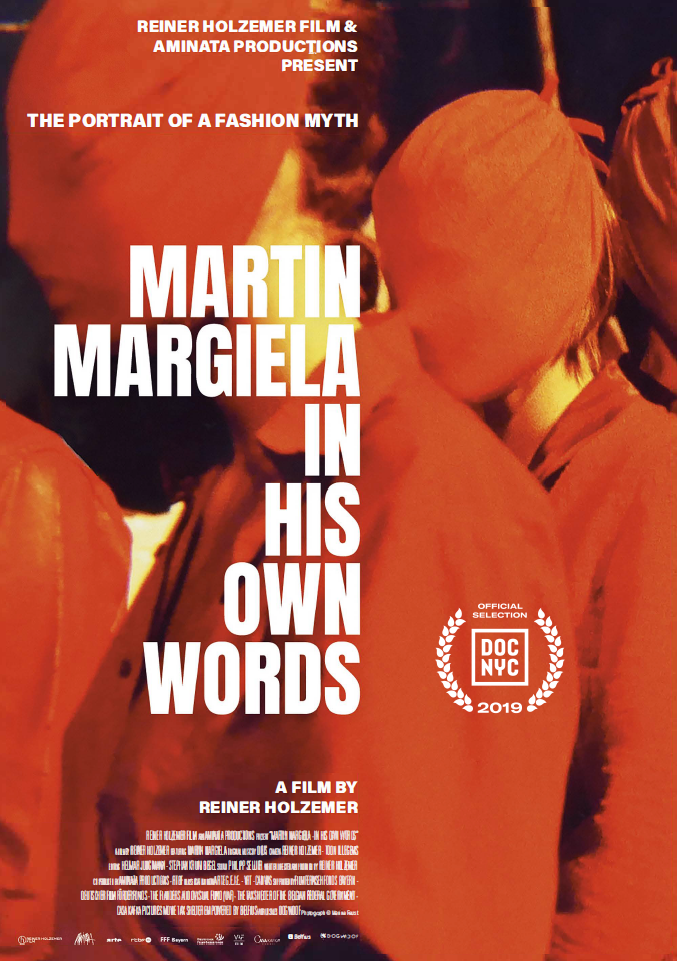 Film Poster Martin Margiela – In his own words