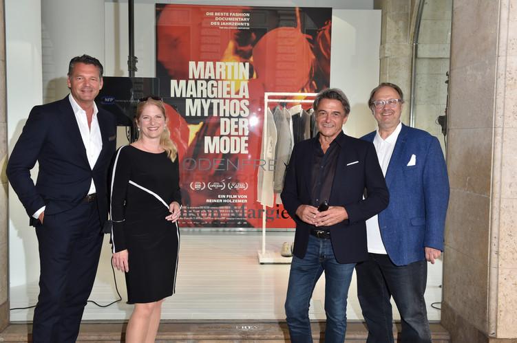 Markus Höhn, Judith Erber (FFF Bayern), Reiner Holzemer, Christoph Ott ©BrauerPhotos/ G. Nitschke