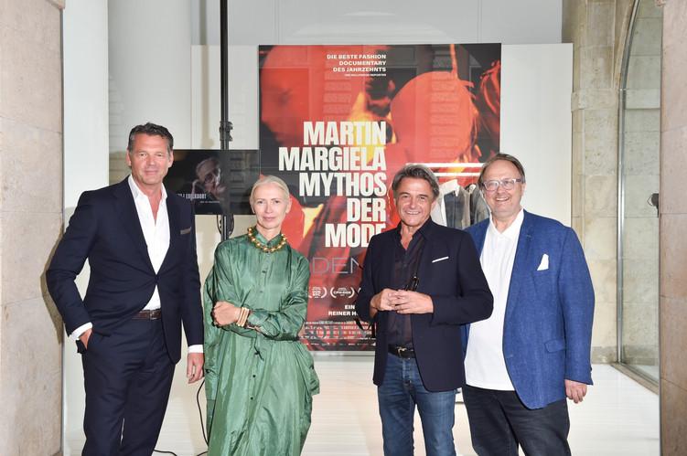 Markus Höhn, Christiane Arp, Reiner Holzemer, Christoph Ott ©BrauerPhotos/ G. Nitschke