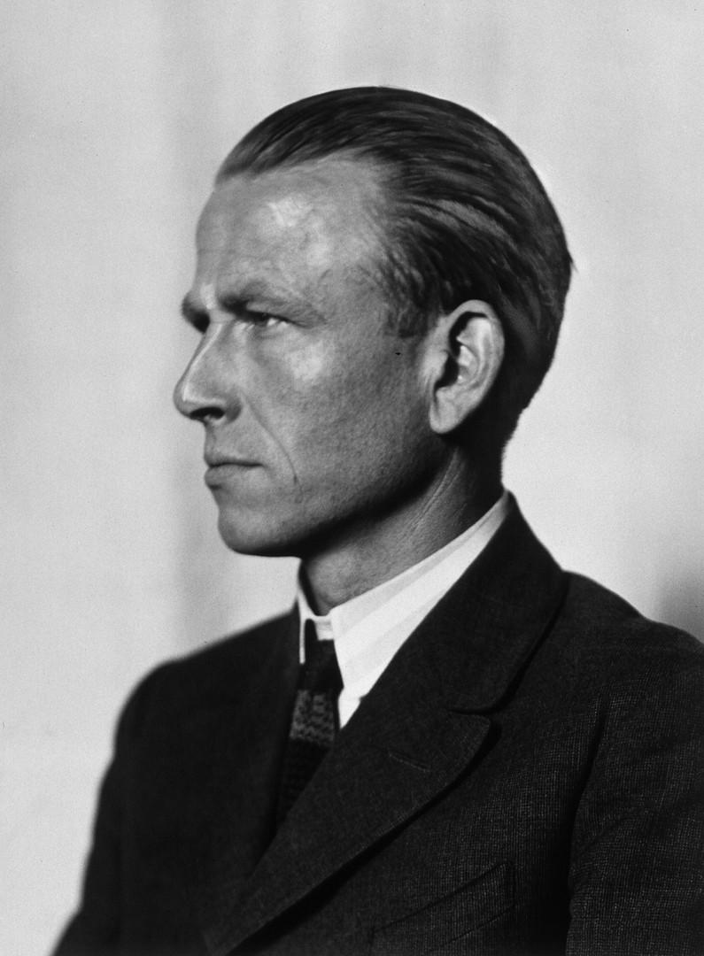 Maler [Otto Dix], 1924