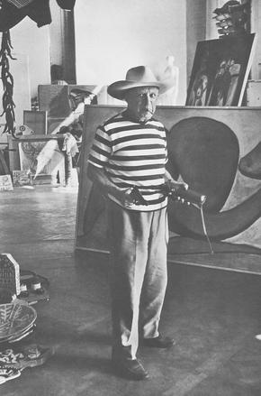 Pablo Picasso, 1967