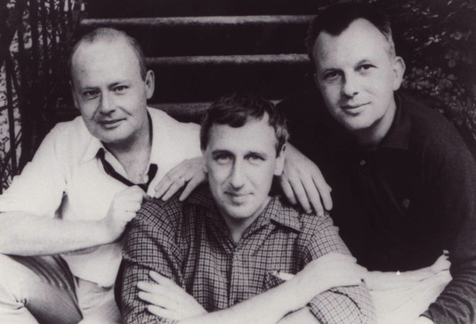 Stefan Moses, Thomas Hoepker, Robert Lebeck