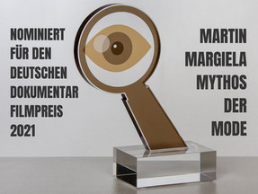 Nomination for the German Documentary Film Award 2021: MARTIN MARGIELA – IN HIS OWN WORDS