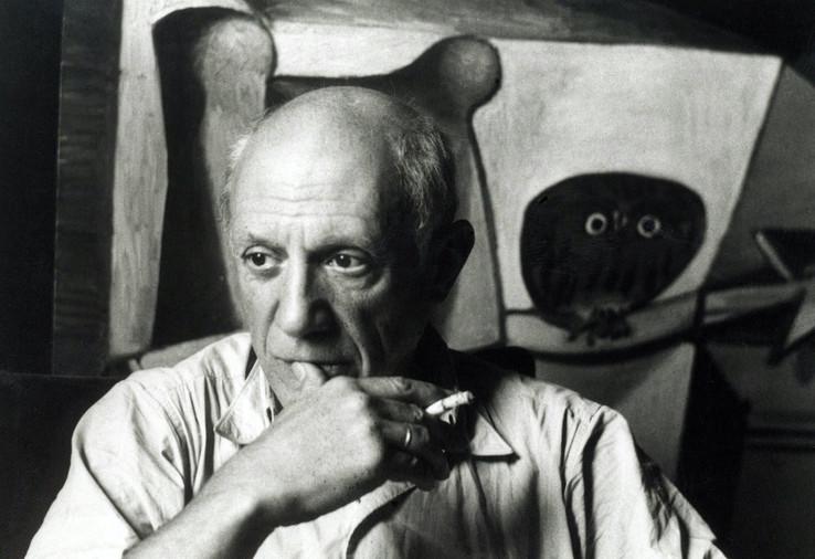 Pablo Picasso, Paris, 1940
