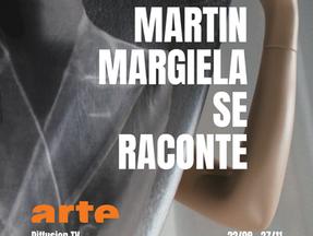 ARTE: Diffusion de MARTIN MARGIELA SE RACONTE le 30 septembre 2021