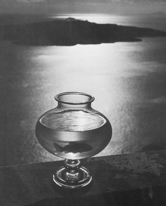 Goldfish Bowl, Santorini, 1937