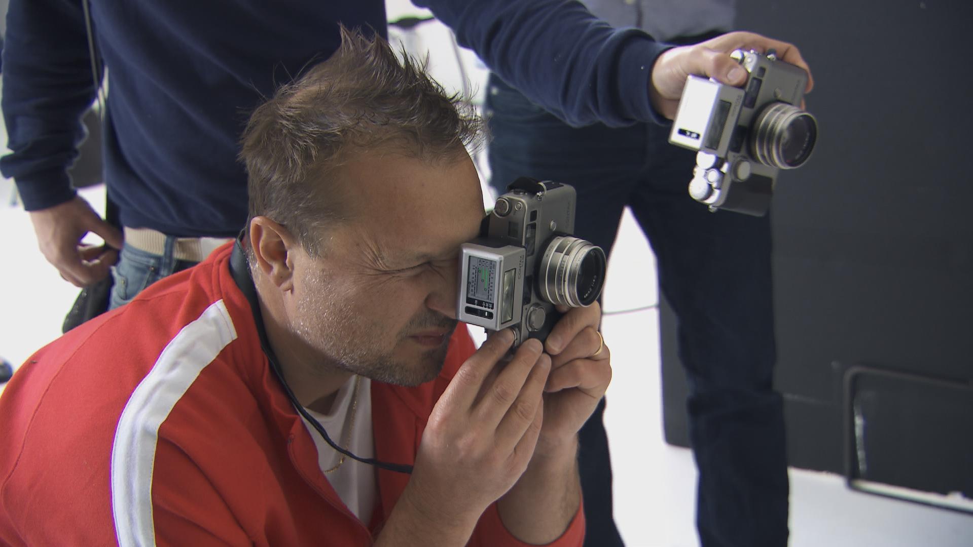 Film still   Juergen Teller – Photographer