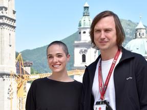 """Salzburg Festival: Start of rehearsals for """"JEDERMANN"""" with Lars Eidinger"""