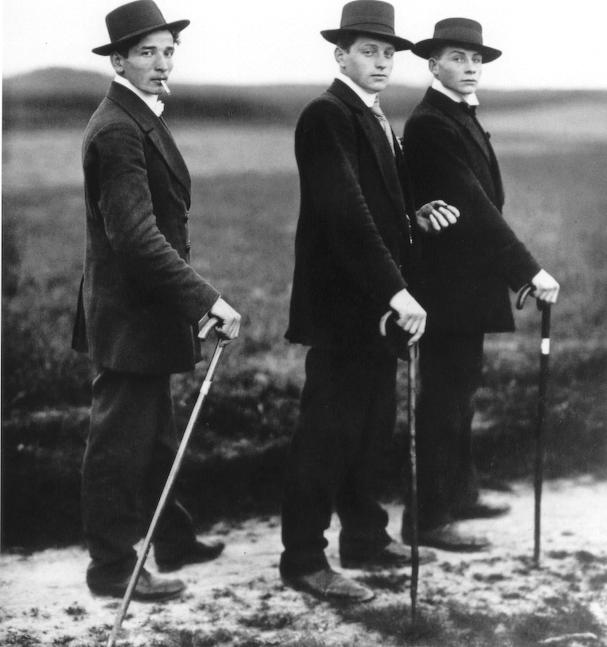 Jungbauern, 1914