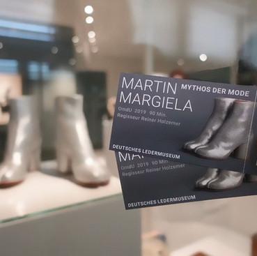 Screening German Leather Museum