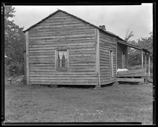 Walker Evans   Home of Bud Fields, Alabama sharecropper. Hale County, Alabama