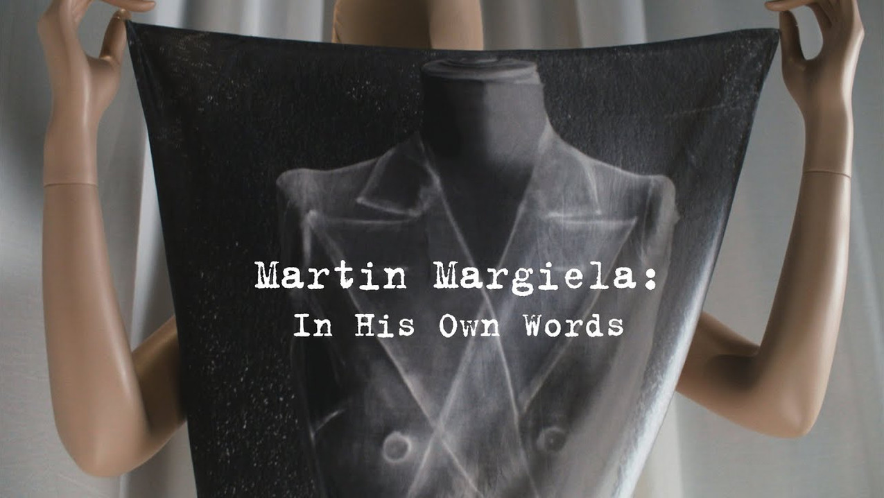 US Trailer Martin Margiela - In his own words