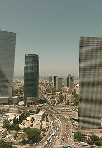 Azrieli_Towers_and_sarona_tower_july_201