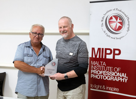 MIPP Award of Recognition