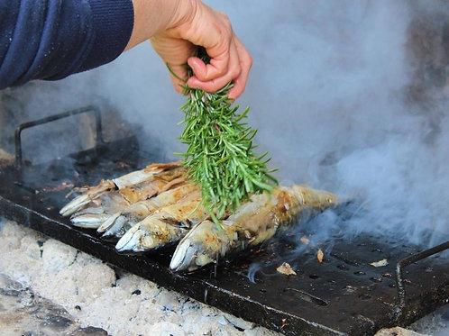 Pesce alla griglia (solo sabato 5)
