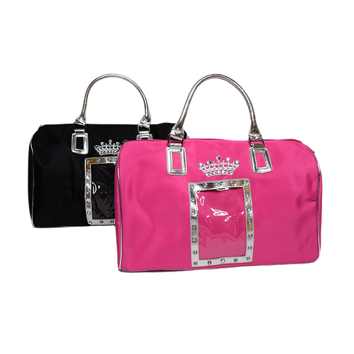 Deluxe Crown Duffel Bag