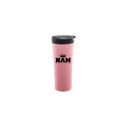 NAM Pink Travel Mug
