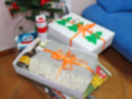 Новогодние подарки