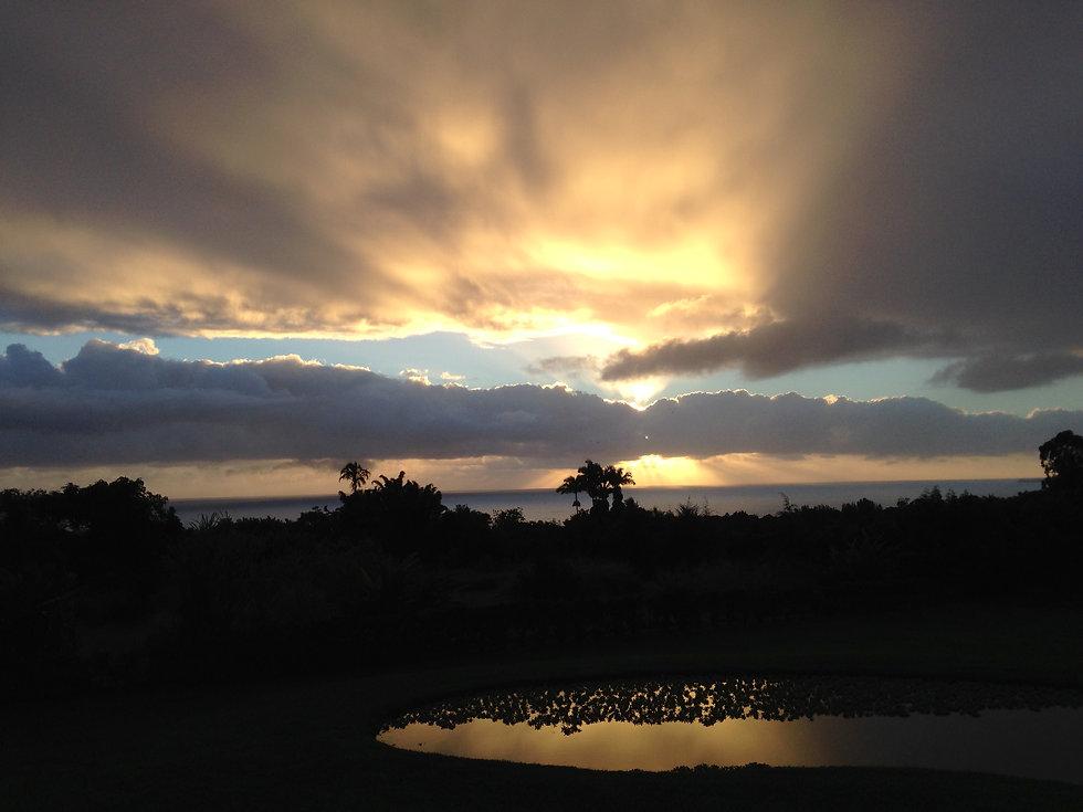Sunrise & Pond.JPG
