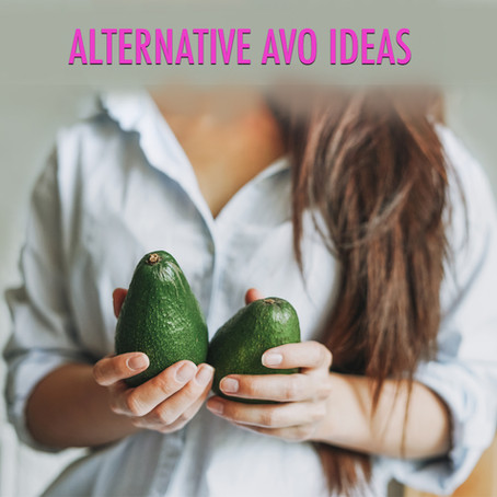 Alternative avo ideas