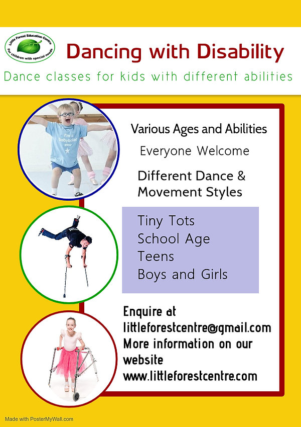 Copy of kids events Dance After School W