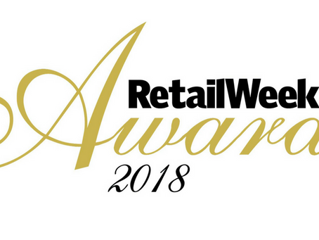 Beauty Matching Engine™ Named As Retail Week Awards Finalist 2018