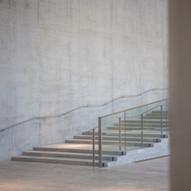 La luz en las escaleras